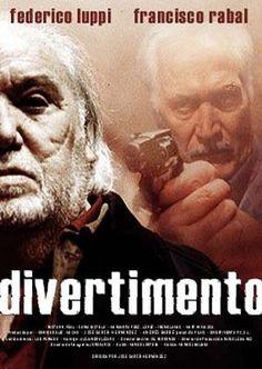 Divertimento (2000) España. Dir: José García Hernández. Drama. Suspense. Galicia - DVD CINE 878