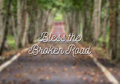 Sharing a beautiful song to make you stronger through the broken road :) #blog #motivation #song #music #rascalflatts #lifestyleblog #inspiration #blessthebrokenroad