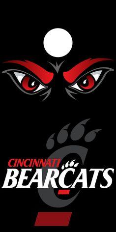 24 Best University Of Cincinnati Bearcats Images University Of