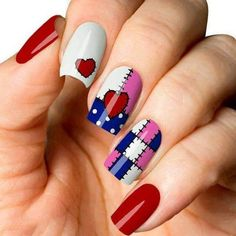 The favorite nail art for every woman 2018