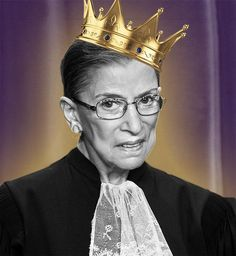 How Did Gentle, Quiet Ruth Bader Ginsburg Become Notorious R.B.G.?