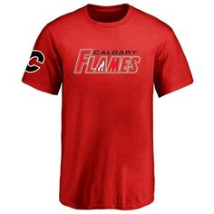 Youth Calgary Flames Design Your Own Short Sleeve T-Shirt - $31.99