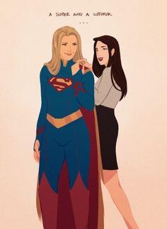 1448 Best Supercorp/Supergirl images in 2019 | Supergirl