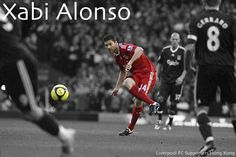 Xabi Alonso #LFC Best Football Team, Liverpool Football Club, Liverpool Fc, Football Soccer, Xabi Alonso, This Is Anfield, You'll Never Walk Alone, Walking Alone, Hawks