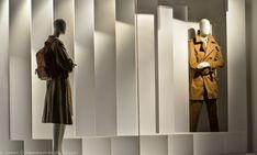 Holt Renfrew Windows 2015 » Retail Design Blog