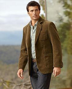 POLO by Ralph Lauren Men's Corduroy Jacket US polo Ralph Lauren ...