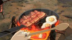 Aesthetic Ghibli Food 7