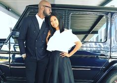 Black Coffee and Enhle Mbali to wed this Sunday