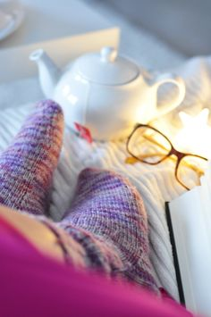 Cozy Holiday Giveaway: Relaxen in Organic Silk