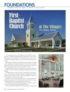 Religious Product News Magazine October  Life Church Laurel