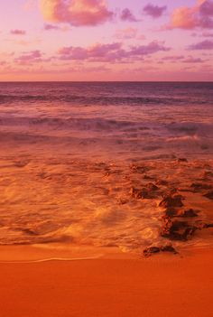 ✮ Hawaii, Oahu, North Shore, sunset