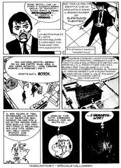 Pagina 41 - L'alba dei morti viventi - lo speciale #Halloween de #iSarcastici4. #LuccaCG15 #DylanDog #fumetti #comics #bonelli
