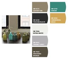 Living Room - Paint colors from Chip It! by Sherwin-Williams