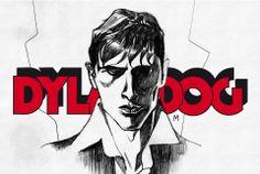 L'illustrazione di Nicola Mari per Crime City Comics Dylan Dog