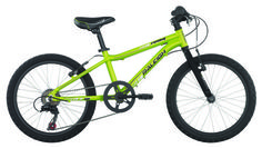 Raleigh 2014 Rowdy 20 Inch Boys 6 Speed Kids Bike $279.00 offroading bike.