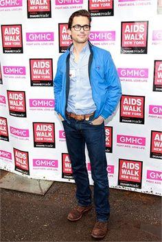 Matt Bomer - Vogue.it