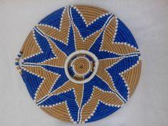 Boite bijoux rouge et dor en laine objets d co les for Decoration murale berbere
