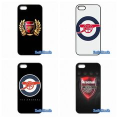 Arsenal Football Club Hard Phone Case Cover For Apple iPod Touch 4 5 6 iPhone 4