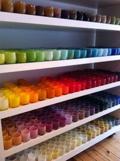 glassbaby.    I so love these!