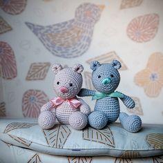 Buy Little Teddy Bear pattern - AmigurumiPatterns.net