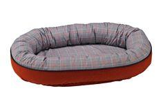 Diam Cotton Orbit Donut Dog Bed