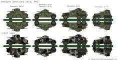 Swedish Armored Cars