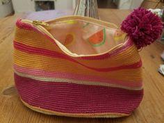 Straw Bag, Diy, Bags, Fashion, Homemade, Handbags, Moda, Bricolage, Fashion Styles