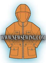 Картинки по запросу куртка парка женская выкройка