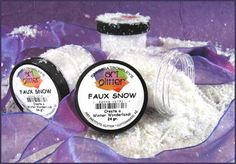 Art Glitter's Faux Snow for a snowy winter wonderland. Just love this for the thickness- it's super chunky and the shine is amazing. Faux Snow, Winter Wonderland, Craft Supplies, Glitter, My Favorite Things, Flakes, Embellishments, Crafts, Amazing
