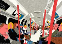 On the Tube, London | Flickr - Photo Sharing!