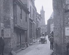 Langstraat Amersfoort (jaartal: 1920 tot 1930)