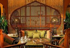 Marriott Mena House, Cairo Giza, Egypt Adventure Drink Historic Lounge Luxury Romantic building Fireplace old living room home hearth mansion antique basement Arabesque, Style Oriental, Vernacular Architecture, Cairo Egypt, Pyramids Egypt, Lounge, Spacious Living Room, Africa Travel, Islamic Art