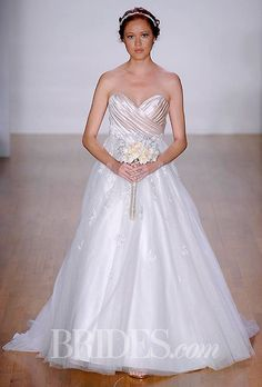 Alfred Angelo Wedding Dresses 2014 Bridal Runway Shows Brides.com | Wedding Dresses Style | Brides.com