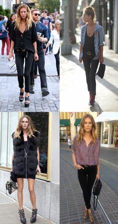 erin wasson style - not sure who she is but...good style.