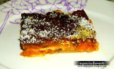 tarta zanahorias,chocolate y galletas  https://chefpaquitus.wordpress.com/postres/tarta-de-zanahoria-galletas-coco-y-chocolate/