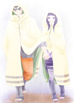 hinata and naruto in mission