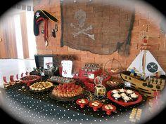 Projetos Inventivos - Festa Pirata
