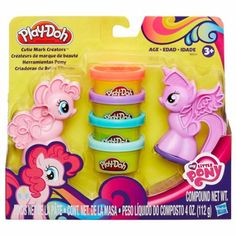 Play-Doh My Little Pony Cutie Mark Creators, Multicolor