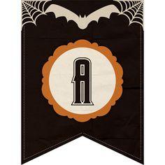 Banderines de murciélagos.