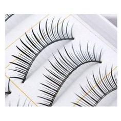 SODIAL 10 Pairs of Reusable Natural & Regular Long False Eyelashes Review | Best Eyelash Growth. #Sodial10PairOfReusableFalseEyelashes #Natural