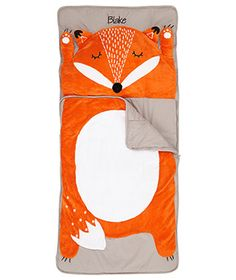 Best Travel Gifts: How Do You Zoo Fox Sleeping Bag