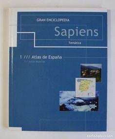 GRAN ENCICLOPEDIA SAPIENS TEMÁTICA - TOMO 1 - ATLAS (Libros de Segunda Mano - Enciclopedias)