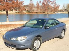 1999 Ford Escort ZX2 Coupe - Farmers Branch TX