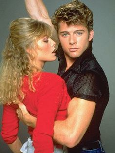 Loved both Grease movies - but I really wanted to be Stephanie Zinone (Michelle Pfeiffer).  cccooooool rider