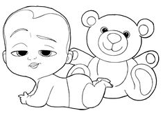 Boss Baby Printables The Boss Baby Printables Baby Coloring