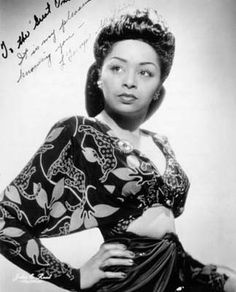L'TanyaGriffin --- In 1954, Griffin signed a multi-year contract with Edward D. Wood Production company to create gowns for 20 of its films, causing her to become the first African American designer to have a contract with a Hollywood film studio.