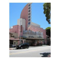 This has become a landmark in downtown San Luis Obispo. Nipomo California, San Luis Obispo California, San Luis Obispo County, California Dreamin', Hayward California, Theatre Architecture, Vacation Resorts, Vacation Rentals, Cali Style