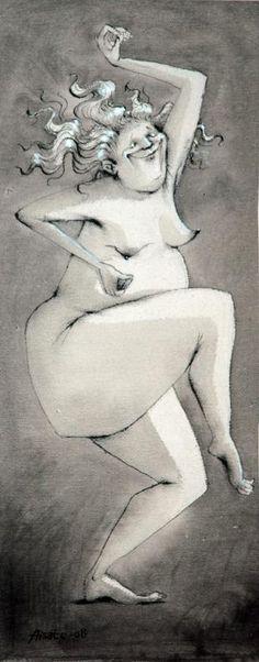 Polka naturell av Lisa Aisato Drawing S, Art Drawings, Old Lady Humor, Sketch 4, Golden Girls, Erotic Art, Friends Forever, Illustration Art, Illustrations