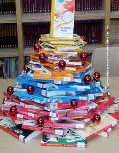 El árbol de Navidad de la lectura.