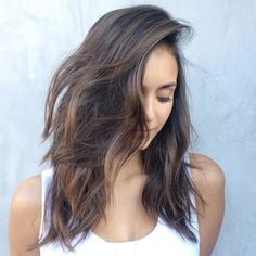 The Raddest Fall Hair-Color Trends From L.A.'s Top Stylists #refinery29  http://www.refinery29.com/la-fall-hair-color-inspiration#slide-4  Stylist: Riawna CapriSalon: Nine Zero OneWhat to ask for: A deep, rich chocolate-brunetteIf you're over your summer highlights, this is a great way to tone them down. Capr...